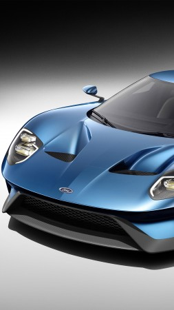 Ford GT, supercar, Ford, concept, 2015 car, Detroit, sports car, luxury cars, test drive (vertical)