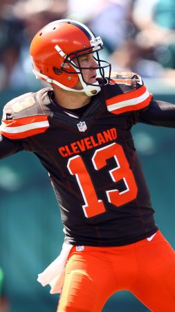 Josh Mccown, Cleveland Browns, Football