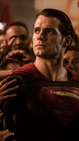Batman v Superman: Dawn of Justice, Henry Cavill, Superman (vertical)