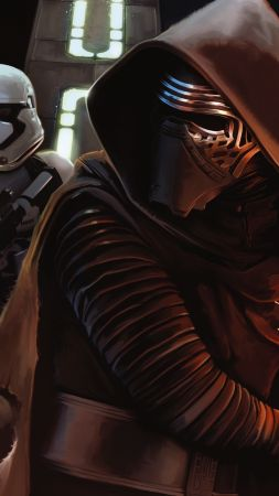 Star Wars: Episode VII - The Force Awakens, clone trooper (vertical)