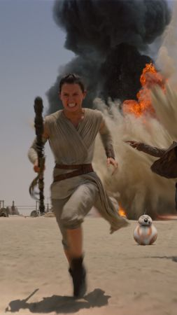 Star Wars: Episode VII - The Force Awakens (vertical)