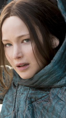 The Hunger Games, Mockingjay - Part 2, katniss, Jennifer Lawrence (vertical)