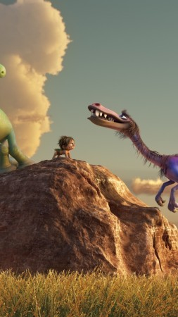 The Good Dinosaur, Dinosaurs (vertical)