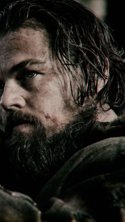 The Revenant, Leonardo DiCaprio (vertical)