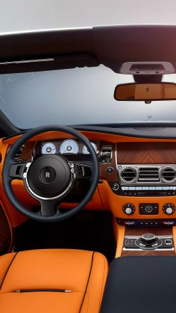 Wallpaper Rolls Royce Dawn Luxury Cars Interior Cars Bikes 10734