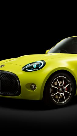 Toyota S-FR, supercar, luxury cars, sports car, cars of 2016 (vertical)