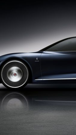 Giugiaro GEA, Concept car, future (vertical)