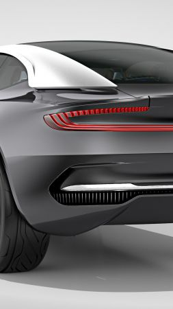 Aston Martin DBX, supercar, electric cars, 4K (vertical)