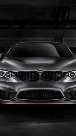 BMW M4 GTS, Concept car (vertical)