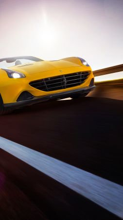 Ferrari California T, Novitec Rosso, yellow (vertical)