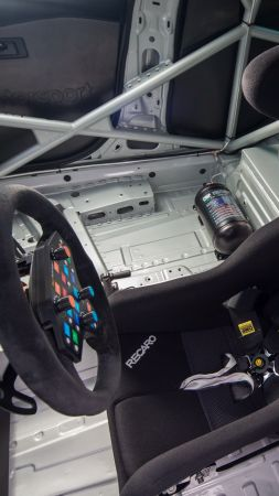 Opel Astra TCR 7, sport cars, Opel, racing, interior, test, Frankfurt 2015 (vertical)