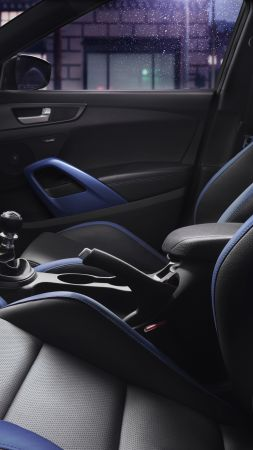 Hyundai Veloster, Rally Edition, interior, sports car, rally, hyundai (vertical)