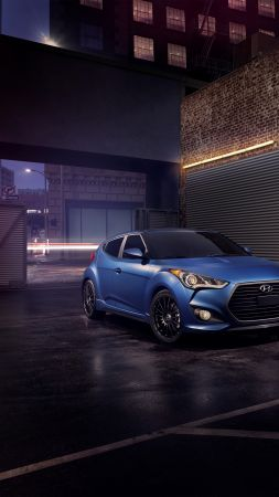 Hyundai Veloster, Rally Edition, sports car, rally, hyundai (vertical)