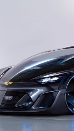 Chevrolet FNR, concept, Chevrolet, sports car, Frankfurt 2015, future cars, cars 2016 (vertical)