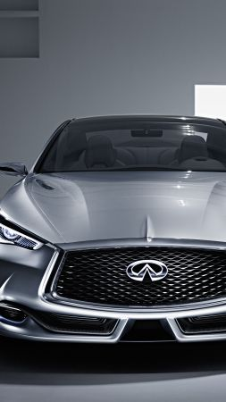 Infiniti Q60, concept, Infiniti, sports car, Frankfurt 2015, luxury cars 2016 (vertical)