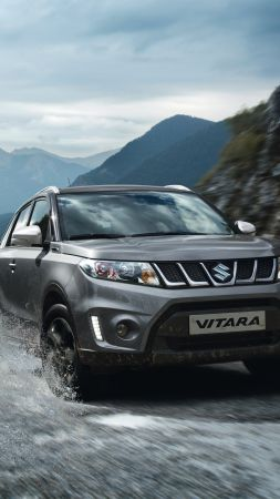 Suzuki Vitara S, SUV, crossover, review, buy, rent (vertical)