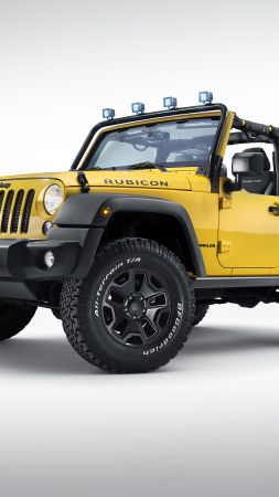 Jeep Wrangler Rubicon Rocks Star, crossover, SUV, 2015 cars, review, test drive