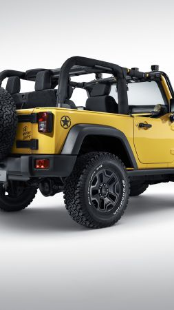 Jeep Wrangler Rubicon Rocks Star, crossover, SUV, 2015 cars, review, test drive (vertical)
