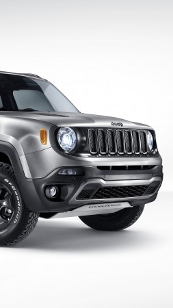 Jeep Renegade Trailhawk Hard Steel, SUV (vertical)