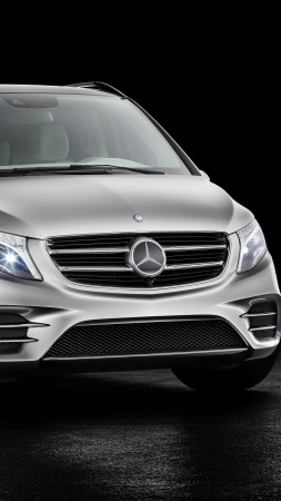 Mercedes-Benz V-ision E, future cars (vertical)