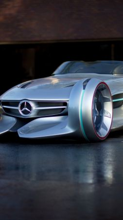 Mercedes-Benz Silver Arrow, future cars (vertical)