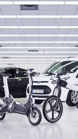 Ford Mode Flex, electric, bicicle (vertical)