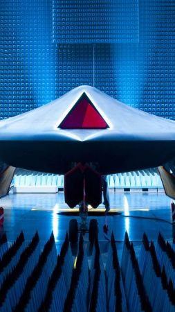 Taranis, Raptor, BAE Systems, British Army, UAV, stealth technology, stealth, UCAV,  (vertical)