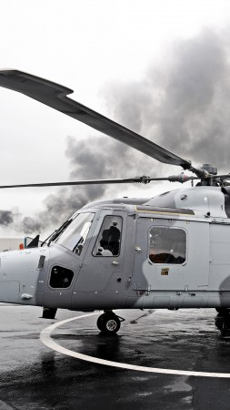 Agusta Westland AW159 Wildcat, AgustaWestland, attack helicopter, Italian Army, Italy (vertical)
