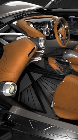 Yamaha Sports Ride, interior, Yamaha, concept (vertical)
