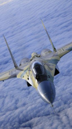SU-35, attack aircraft, Russian Army (vertical)