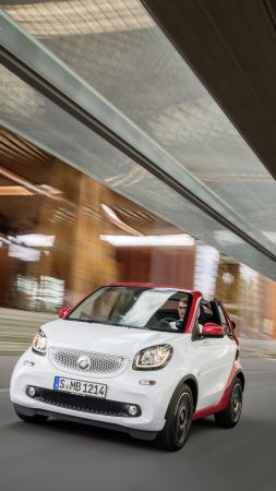 Smart Fortwo, Passion Cabrio, concept, Urban Style (vertical)