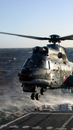 Eurocopter CH-32, Super Puma, helicopter, fighter, European Air Force