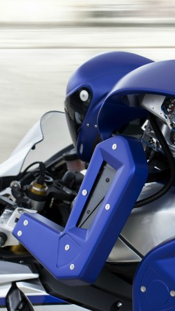 Motobot, Yamaha, Yamaha's Motorcycle-Riding Robot (vertical)