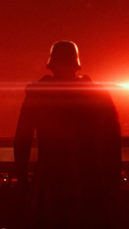 Star Wars: Episode VII - The Force Awakens, darth vader (vertical)