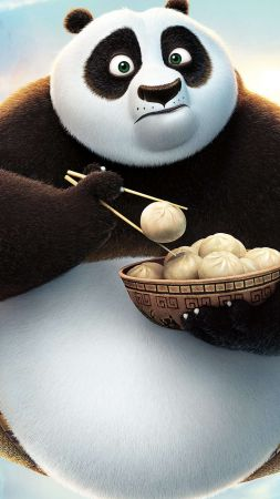 Kung Fu Panda 3, Best Animation Movies, cartoon