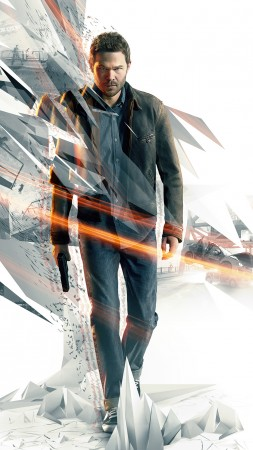 Quantum Break, Best Game, shooter, sci-fi, Xbox One (vertical)