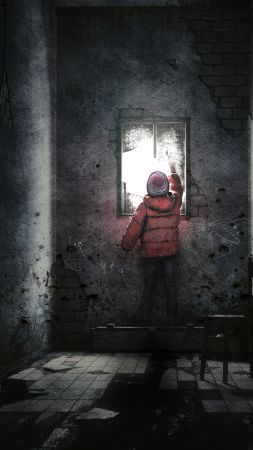 This War of Mine: The Little Ones, quest, Best Game, PS4, Xbox One (vertical)
