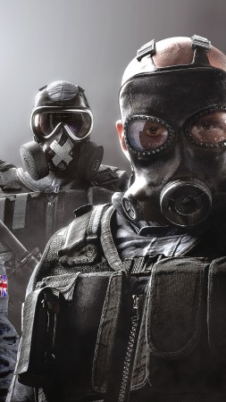 Rainbow Six: Siege, Best Game, shooter, fps, PC, PS4, Xbox One (vertical)