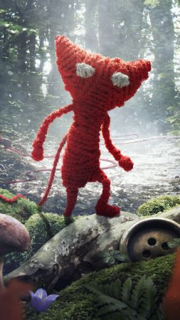 Unravel, Best Game, game, quest, arcade, fairytale, PC, PS4, Xbox One (vertical)