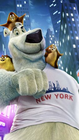 Norm of the North, Best Animation Movies, cartoon (vertical)