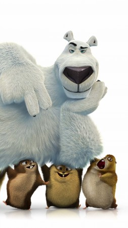 Norm of the North, Best Animation Movies, cartoon