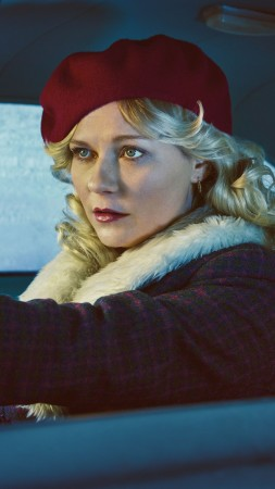 Fargo, Best TV series, season 2, Kirsten Dunst (vertical)
