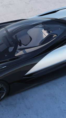FFZERO1, Faraday Future, Electric Car, Best Electric Cars (vertical)