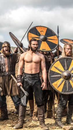 Vikings, Clive Standen, Best TV Series, season 4 (vertical)
