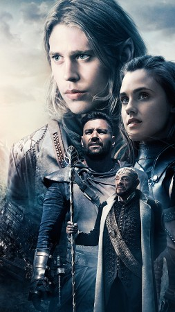 The Shannara Chronicles, Austin Robert Butler, Poppy Drayton, Best TV Series, Season 1 (vertical)