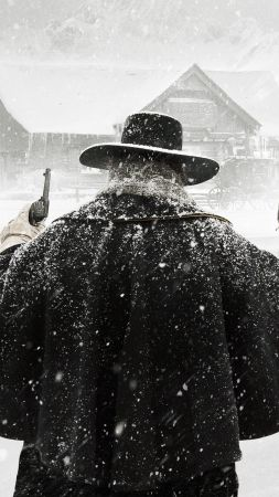The Hateful Eight, Samuel L. Jackson, Best Movies, western