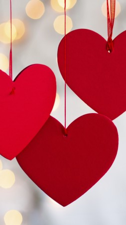 Valentine's Day, heart, decorations, romantic, love