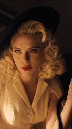 Hail, Caesar!, Scarlett Johansson, Best Movies, movie, detective (vertical)