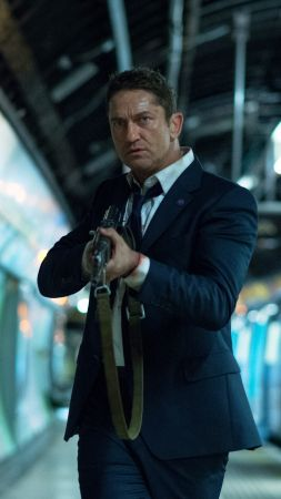 London Has Fallen, Gerard Butler, Best movies, movie, crime