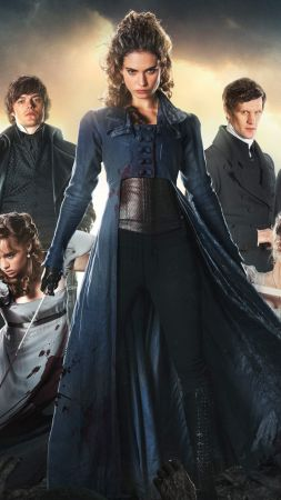 Pride and Prejudice and Zombies, Lily James, Sam Riley, Best Movies (vertical)